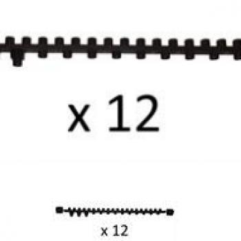 ANEL Βέργα Βασιλοτροφίας Διπλή (12 τεμ.)
