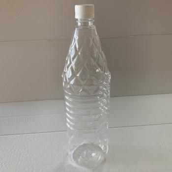 Φιάλη Πλαστική Ρόμβος 1,5lt