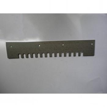 Πόρτα Εισόδου Μεταλλική με Δόντια mini
